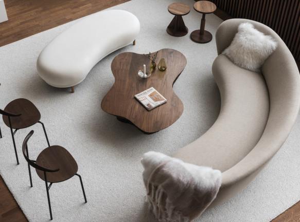 Интерьер в Стокгольме по проекту Liljencrantz Design