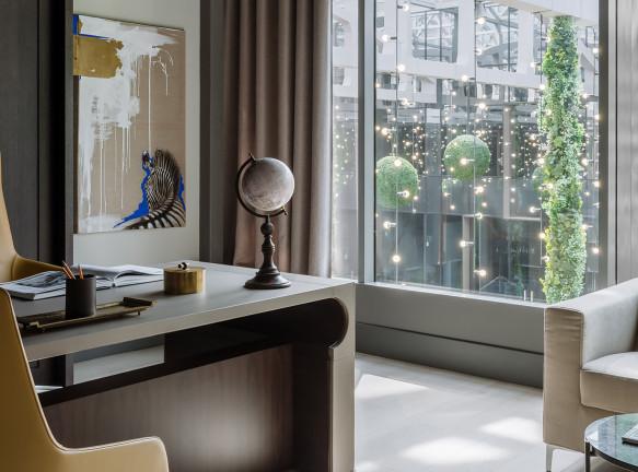 Koot Architects: неформальный офис для инвестиционной компании