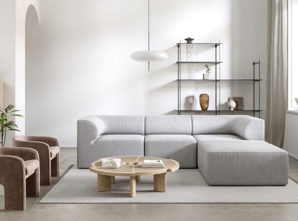 Тренды 2020/2021: 10 гостиных со спокойной атмосферой