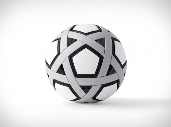 Универсальный футбольный мяч Nendo