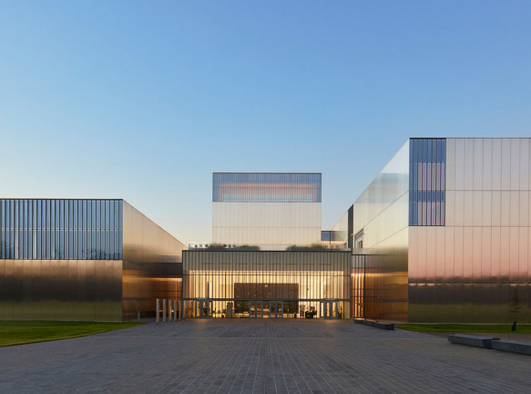 Национальный музей армии США по проекту SOM