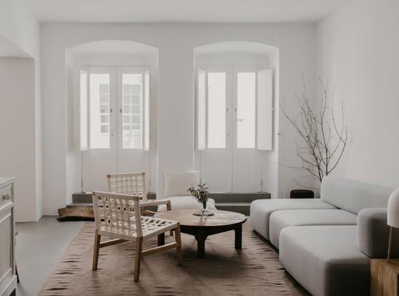 Дом для гостей по проекту Pereira Miguel Arquitectos
