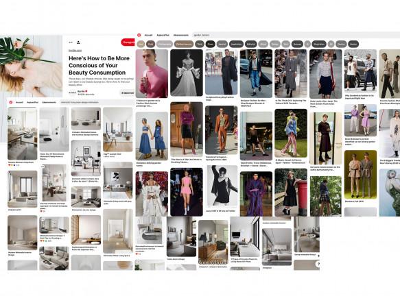 Тренды 2021: 10 глобальных тенденций в Pinterest