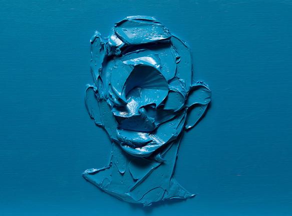 Маски художника Салмана Хошру