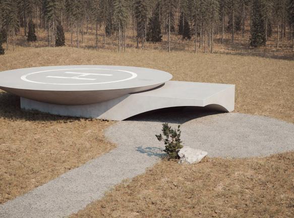 Sergey Makhno Architects: проект дома-убежища