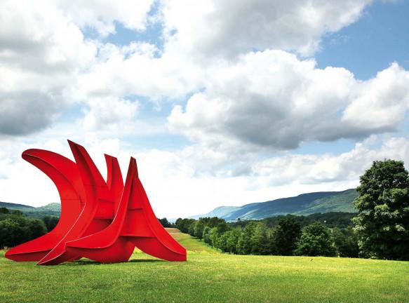 Природа и арт: 10 самых красивых парков скульптур