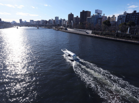 Лодка-молния Ясухиро Судзуки