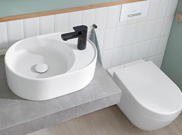 Villeroy & Boch: три тренда в дизайне ванной комнаты