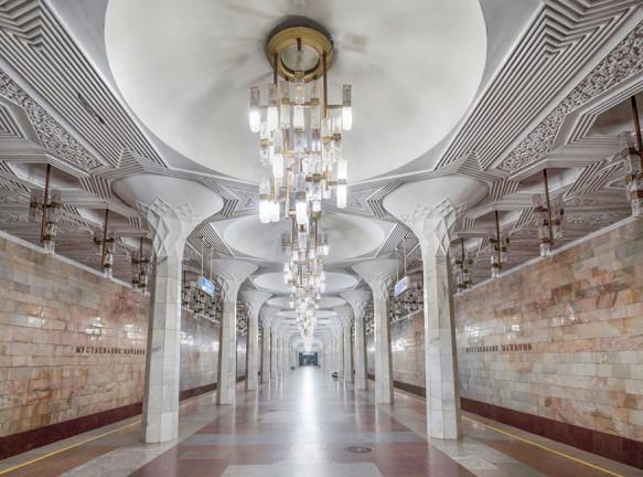 Кристофер Хервиг выпустил книгу о советском метро