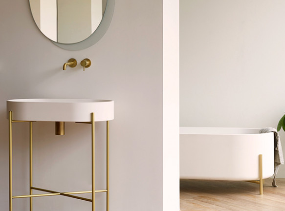 Ванная комната: тенденции планировки и оформления