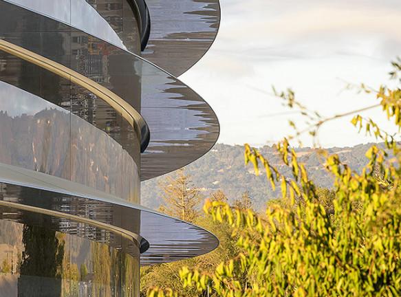 Foster+Partners: мечты и амбиции Apple Park