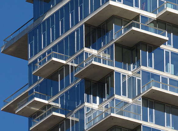 Herzog & de Meuron: небоскреб-головоломка в центре Нью-Йорка