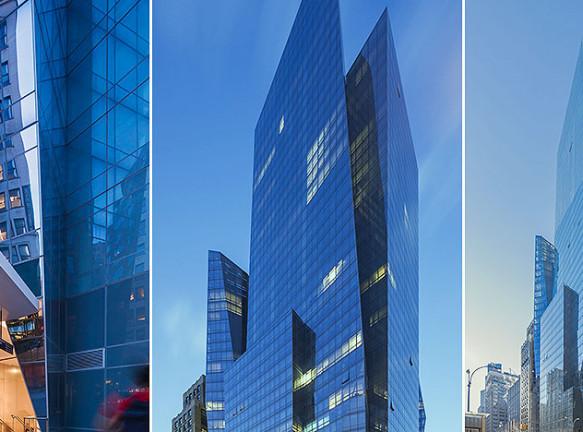 Кристиан де Портзампарк: парящий небоскреб на Манхэттене