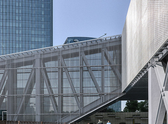 OMA: выставочный центр Lujiazui Harbour City в Шанхае