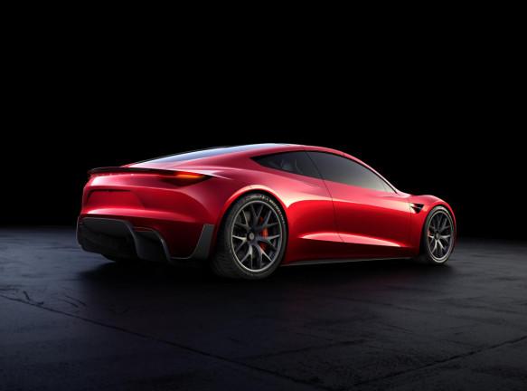 Илон Маск: летающий электромобиль от Tesla?