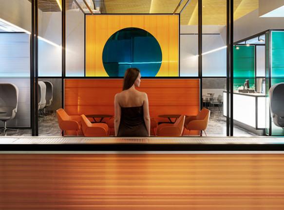 Проект VOX Architects: The Horizon в аэропорту Платов