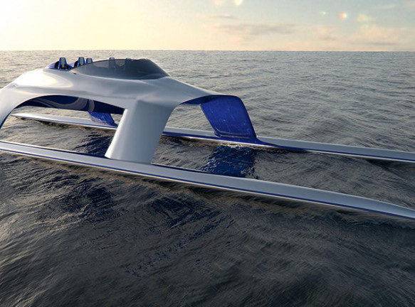 Glider Yachts Super Sports 18: яхта Джеймса Бонда