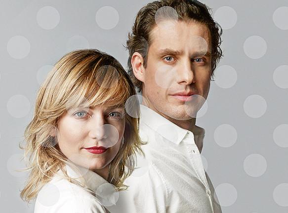 Голландский дуэт Scholten & Baijings