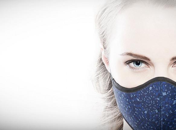 Эко-маски от Марселя Вандерса
