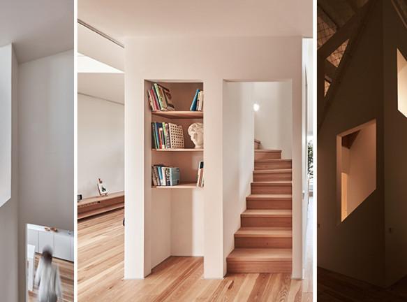 Ruetemple: подмосковный дом для молодой семьи