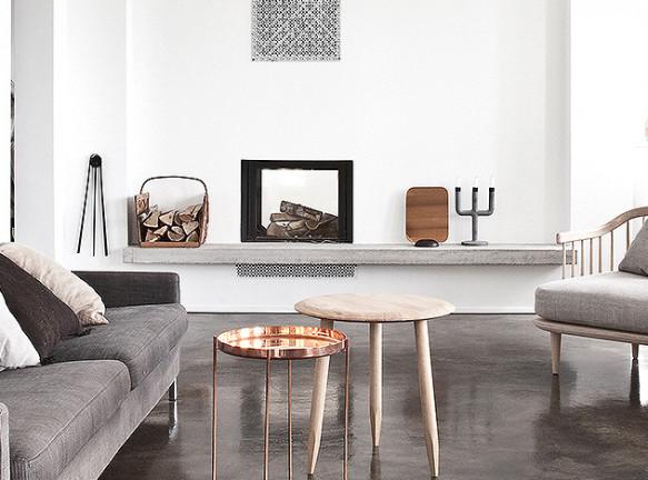 Norm Architects: дом на побережье