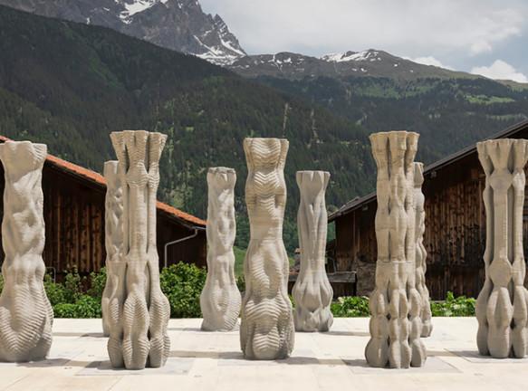 ETH Zürich: бетонная хореография и 3D-печать