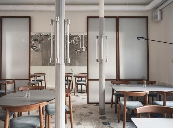 Бюро Form: ресторан на Петроградской стороне
