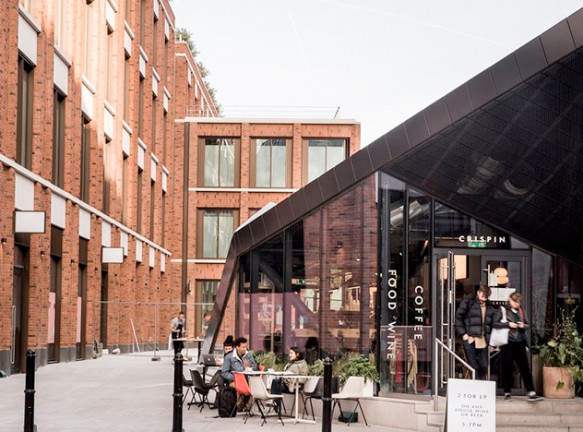 5 новых ресторанов в Лондоне