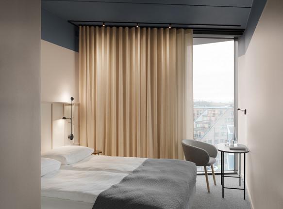 Note Design Studio: эко-отель в Стокгольме