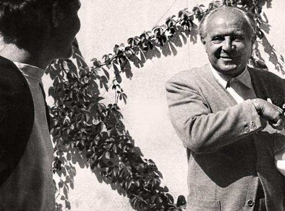 Джо Понти: отец итальянского послевоенного дизайна