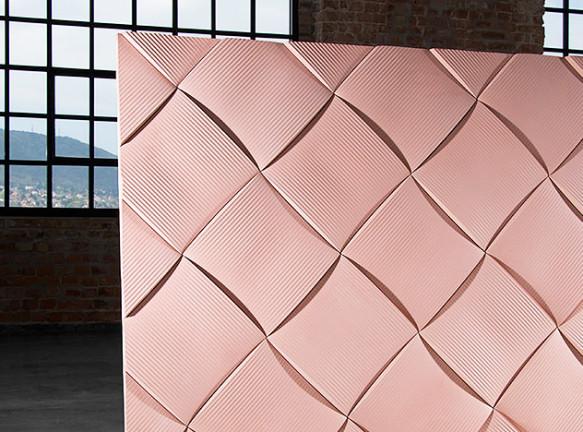 Note Design: «плетеная» плитка