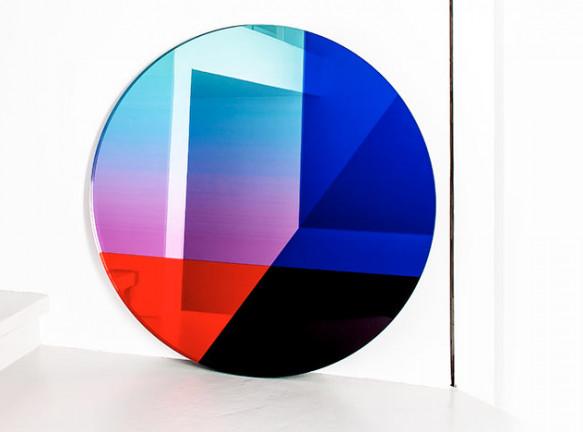 Цветные зеркала: от пастели до градиента