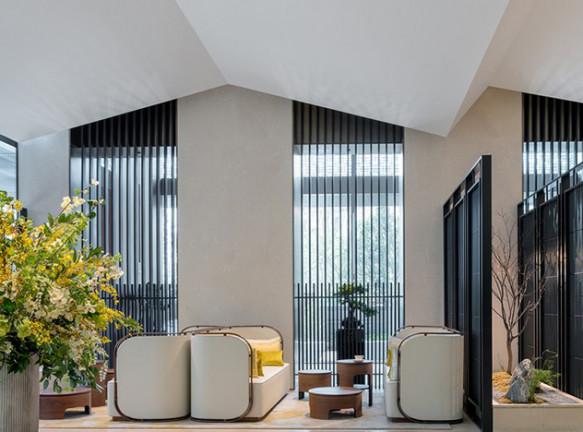 Архитекторы MDO: офис продаж в Ханчжоу