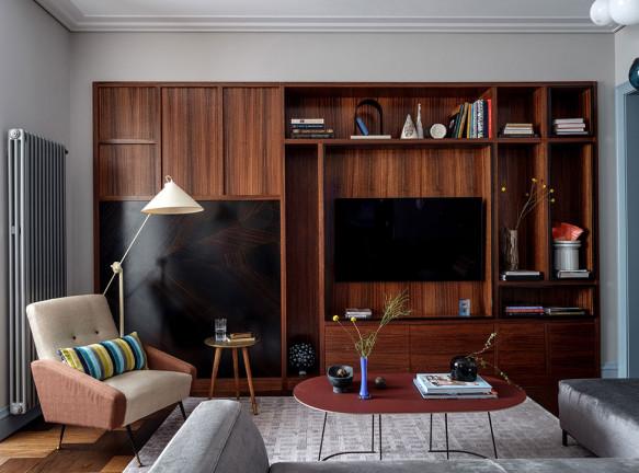 Дизайнер Екатерина Исакова: квартира для себя