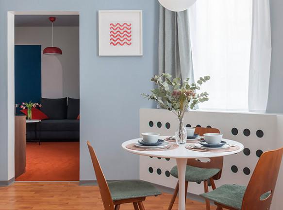 M.Buro: квартира для сдачи в аренду в Химках