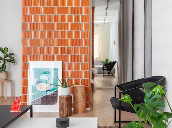 Room Design Büro: бюджетный интерьер для сдачи в аренду
