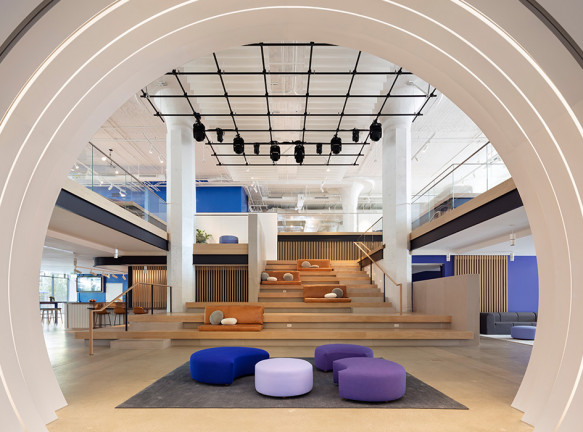 Новая штаб-квартира Warner Music Group