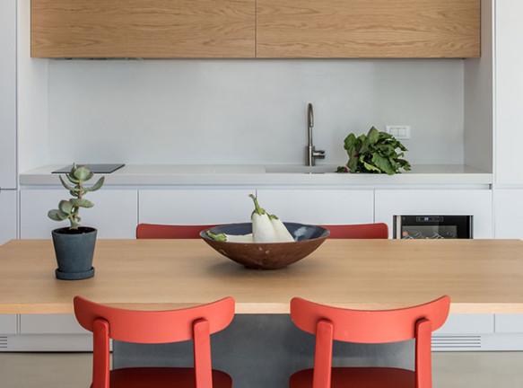 Маленькая кухня: 30 идей