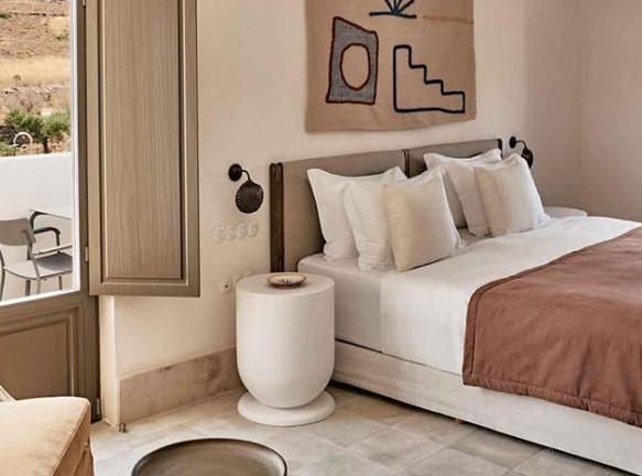 Отель Parīlio на греческом острове