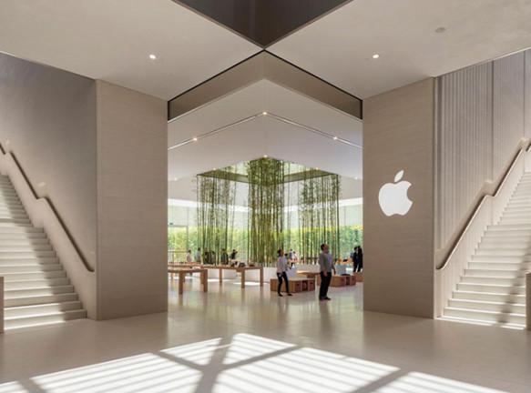 Foster + Partners: флагман Apple в Макао