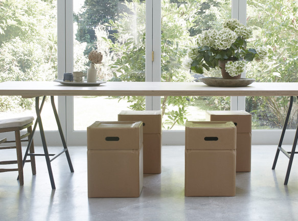 Спокойный дом стилиста и дизайнера Луизы Грей