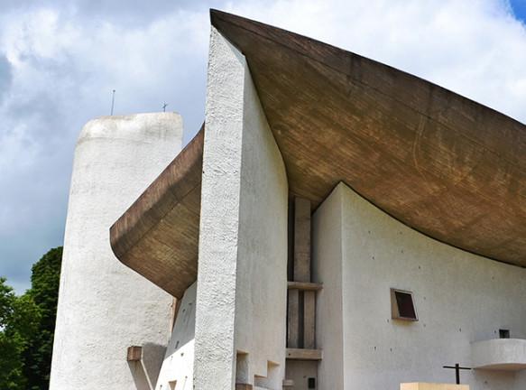 Ле Корбюзье во Франции: маршрут архитекторов