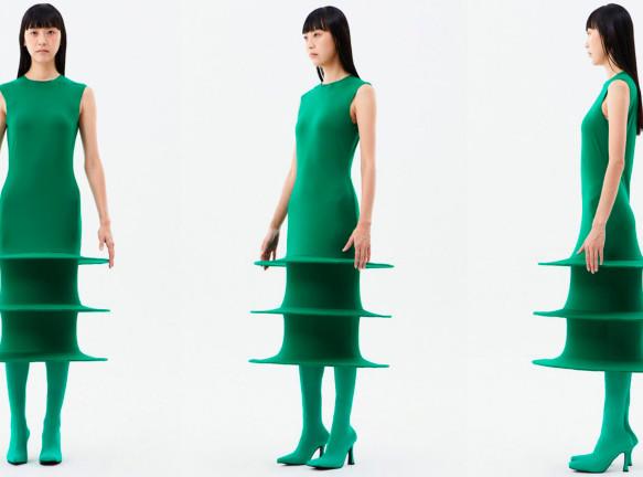Платья-убежища Сон У Чхан