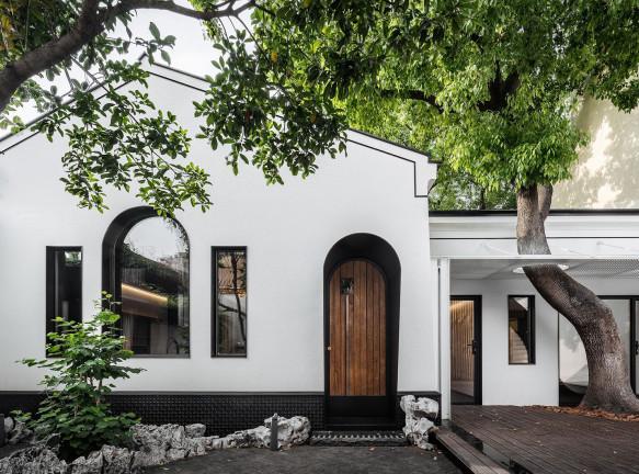 Wutopia Lab: многозадачный дом с садом в Шанхае