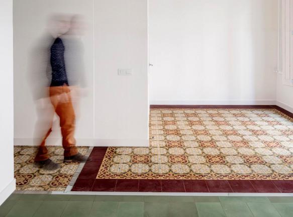 Лучшая маленькая квартира года: проект Vora в Барселоне