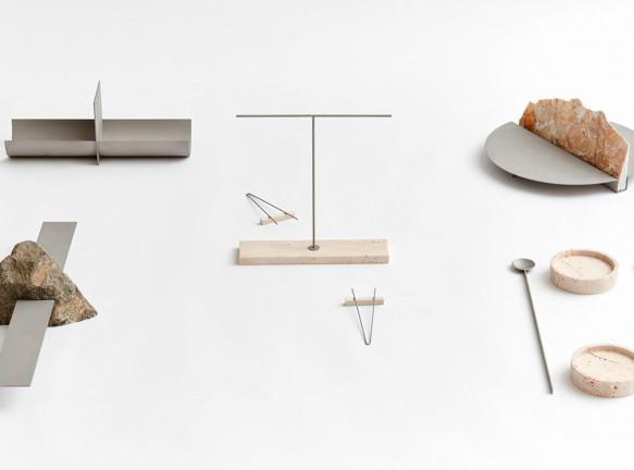 Studio Boir: посуда для соблюдения социальной дистанции