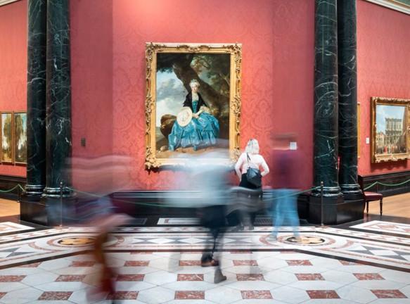 Виртуальные туры: 15 музеев, галерей и памятников архитектуры