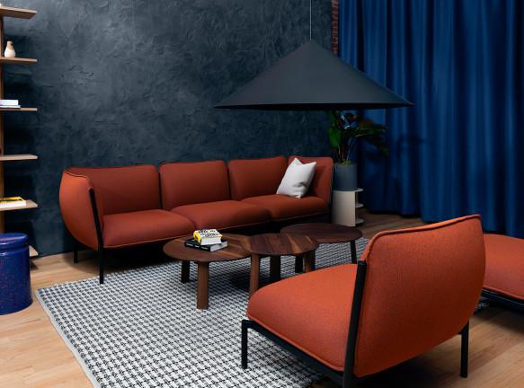 Скандинавский дизайн в Нью-Йорке: лофт Hem