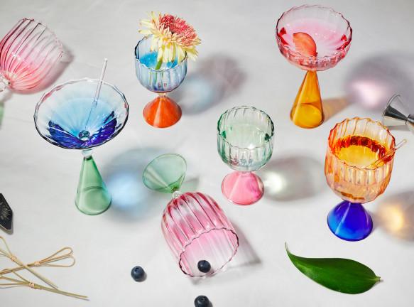 Тренды 2020/2021: цветное стекло Серены Конфалоньери