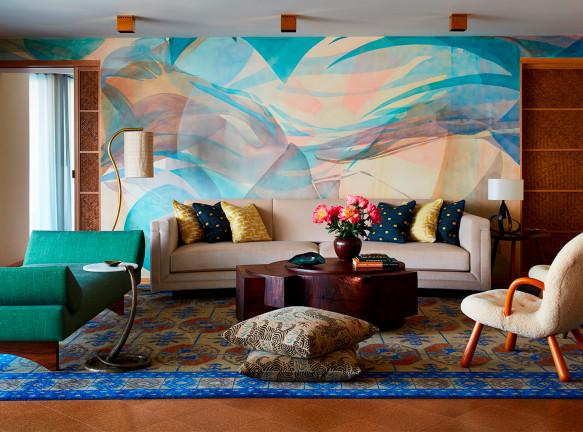 Commune: квартира американского продюсера в Санта-Монике